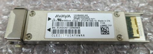 Avaya Lucent 10GBASE-SR Multirate XFP Transceiver AA1403005-E5 MMF LC Duplex SFP